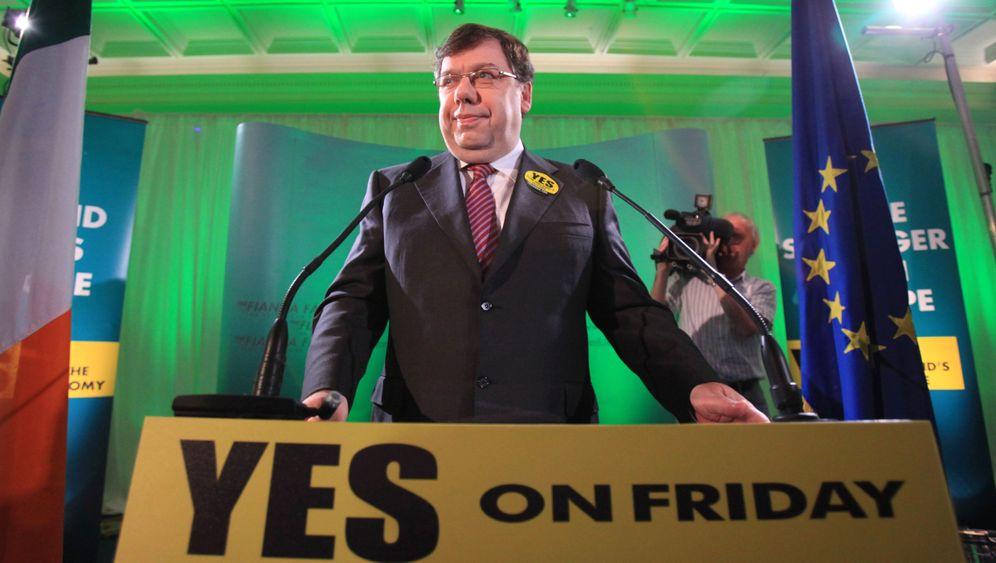 """Lissabon-Vertrag: Angst vor dem irischen """"No"""""""
