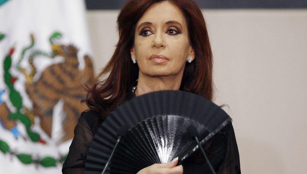 Cristina Kirchner: Wahlkampf auf der Sympathiewelle