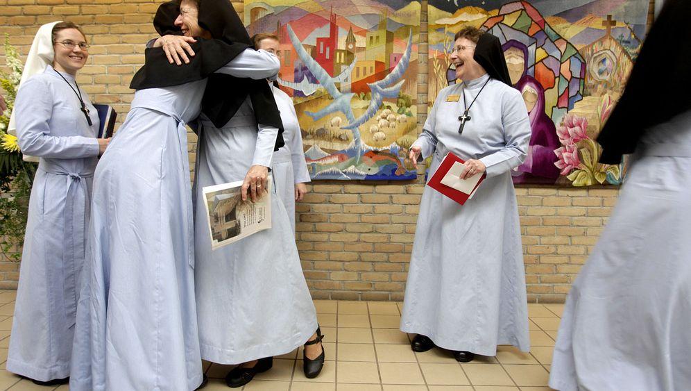 Verdammter Sex: Nonne Margaret A. Farley über katholische