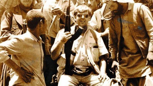 Reporter Ulfkotte in Afghanistan 1993