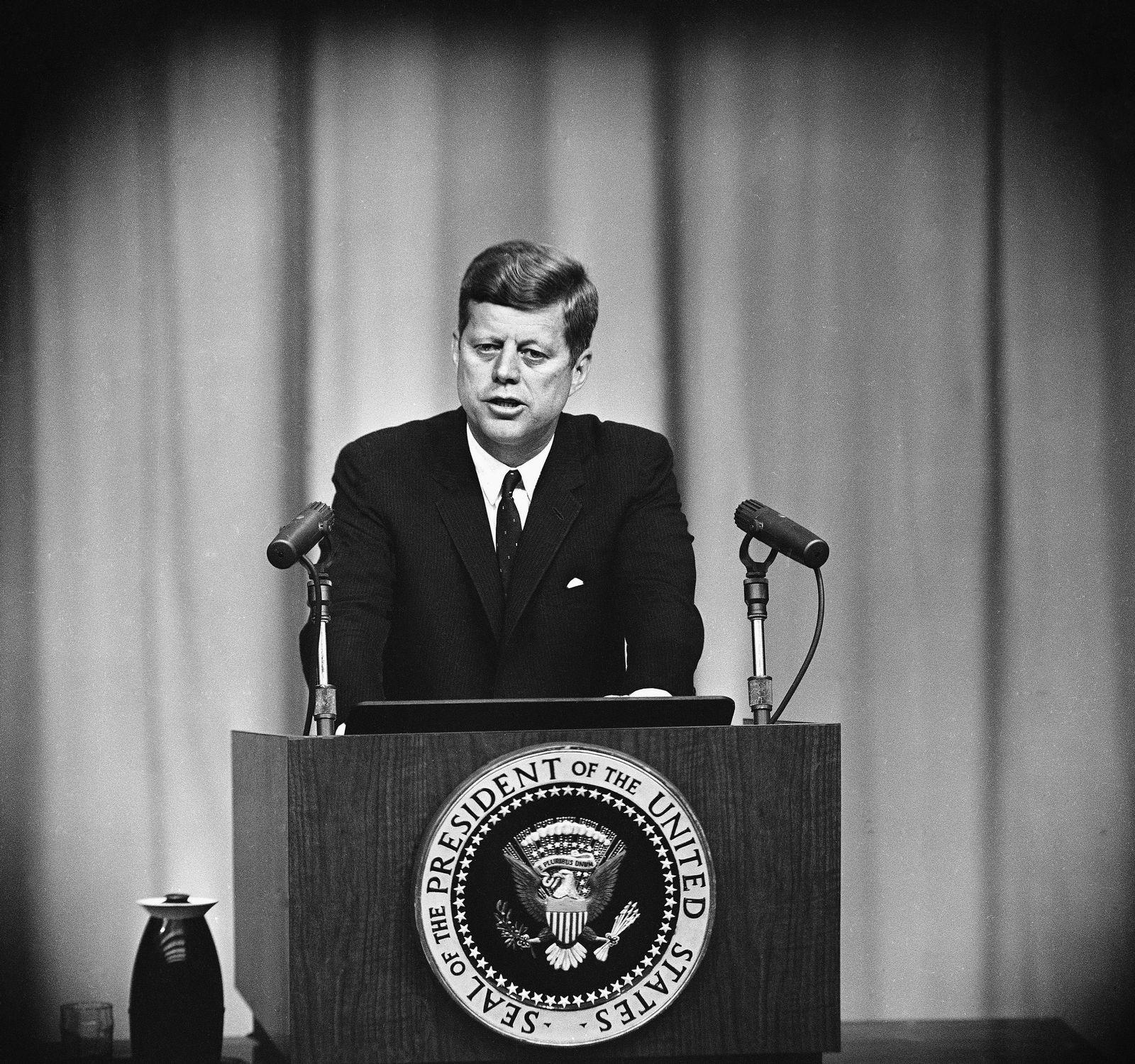 Obama/ Kuba/ USA/ Kennedy