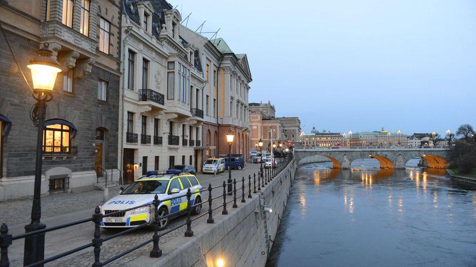 Stockholm: Wachmannstirbt in Residenz des schwedischen Premiers