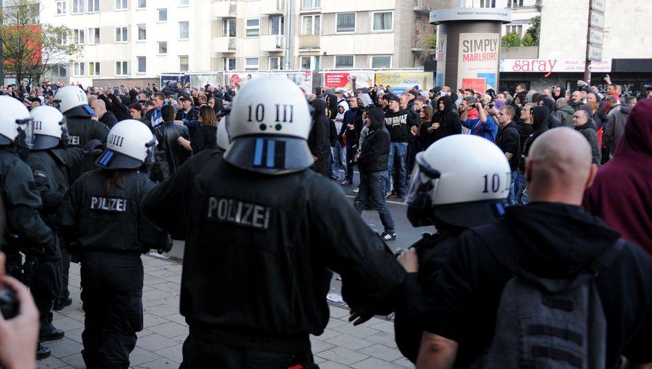 Hooligan-Krawalle im Oktober in Köln: Keine Wiederholung in Hannover