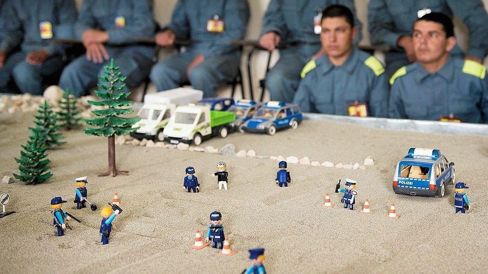 Afghanische Polizeirekruten in Kunduz 2012: »Unlösbare Aufgabe«