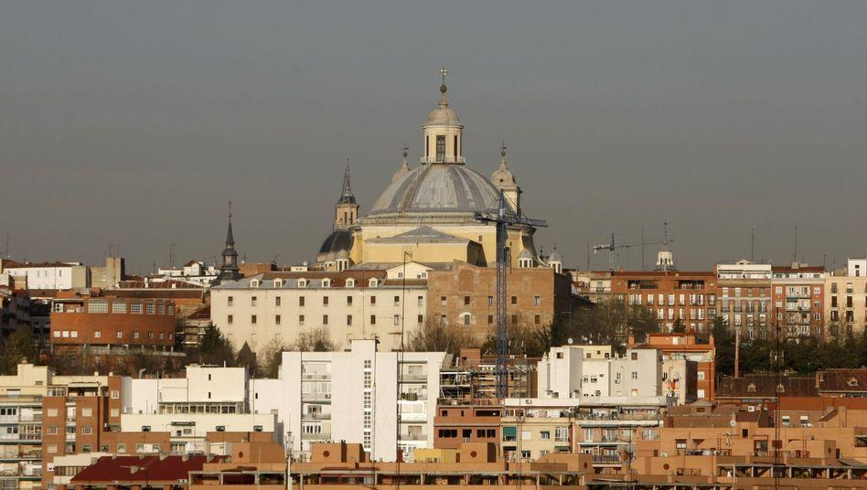 Basilica San Francisco el Grande: Entdeckungen unter Madrids Gemäuern