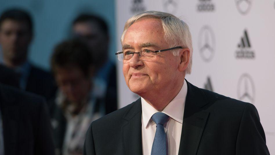 """Ex-DFB-Generalsekretär Schmidt: """"Von Zahlung an Bin Hammam keine Kenntnis"""""""
