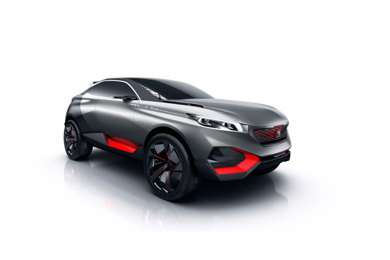 2014 / Peugeot Quartz Concept
