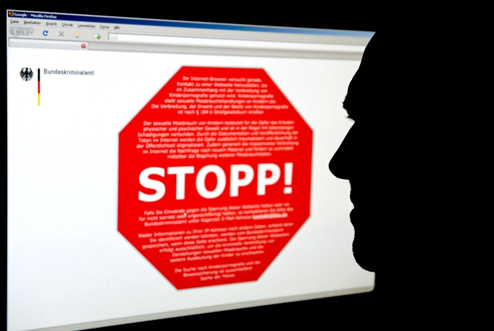 EU STOP / Kinderpornografie Online