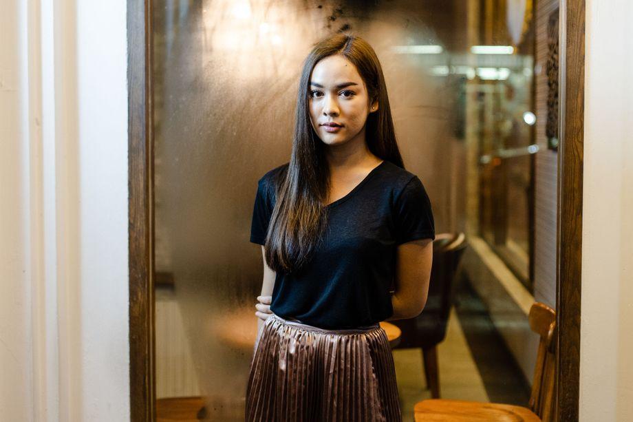 Worawalun MissTiffany, Transfrau (Kathoey) in Thailand.