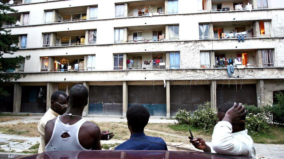 Hausbesetzer im Süden von Paris: Ausgestoßen aus der Gesellschaft