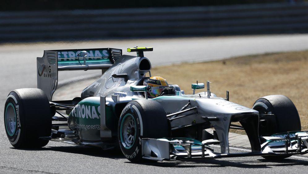 Großer Preis von Ungarn: Jubel bei Mercedes, Frust bei Red Bull