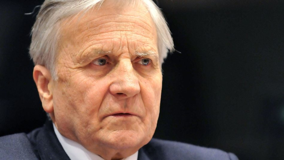 European Central Bank President Jean-Claude Trichet: The ECB is pushing for the euro rescue fund to take over the €77 billion in bonds from beleaguered euro zone countries it is holding.