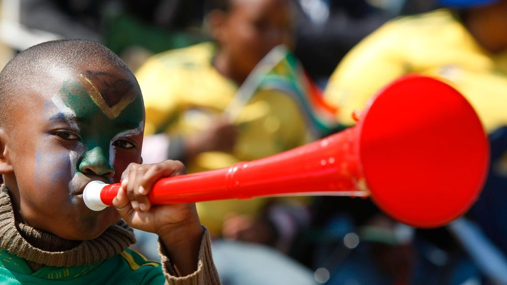 Photo Gallery: The Din of South Africa