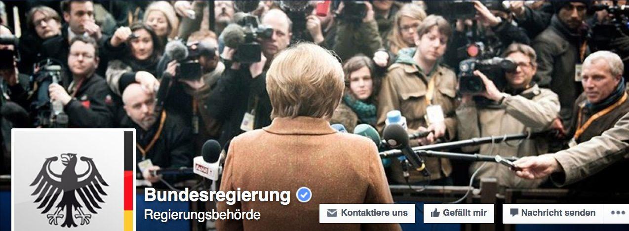Bundesregierung/ Facebook