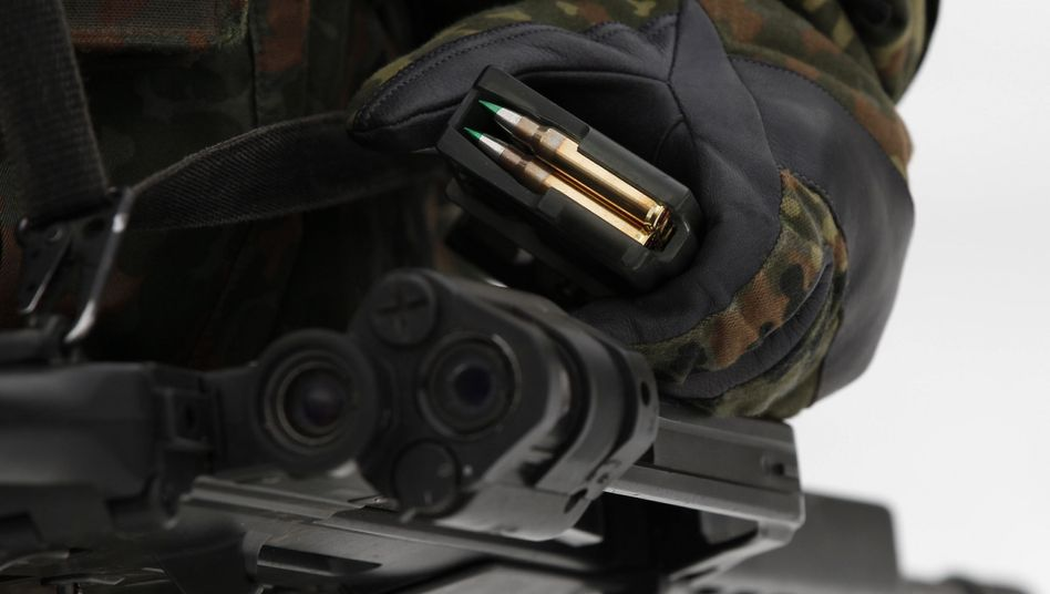 Sturmgewehr G-36: Fernsehbericht über unrechtmäßige Verkäufe