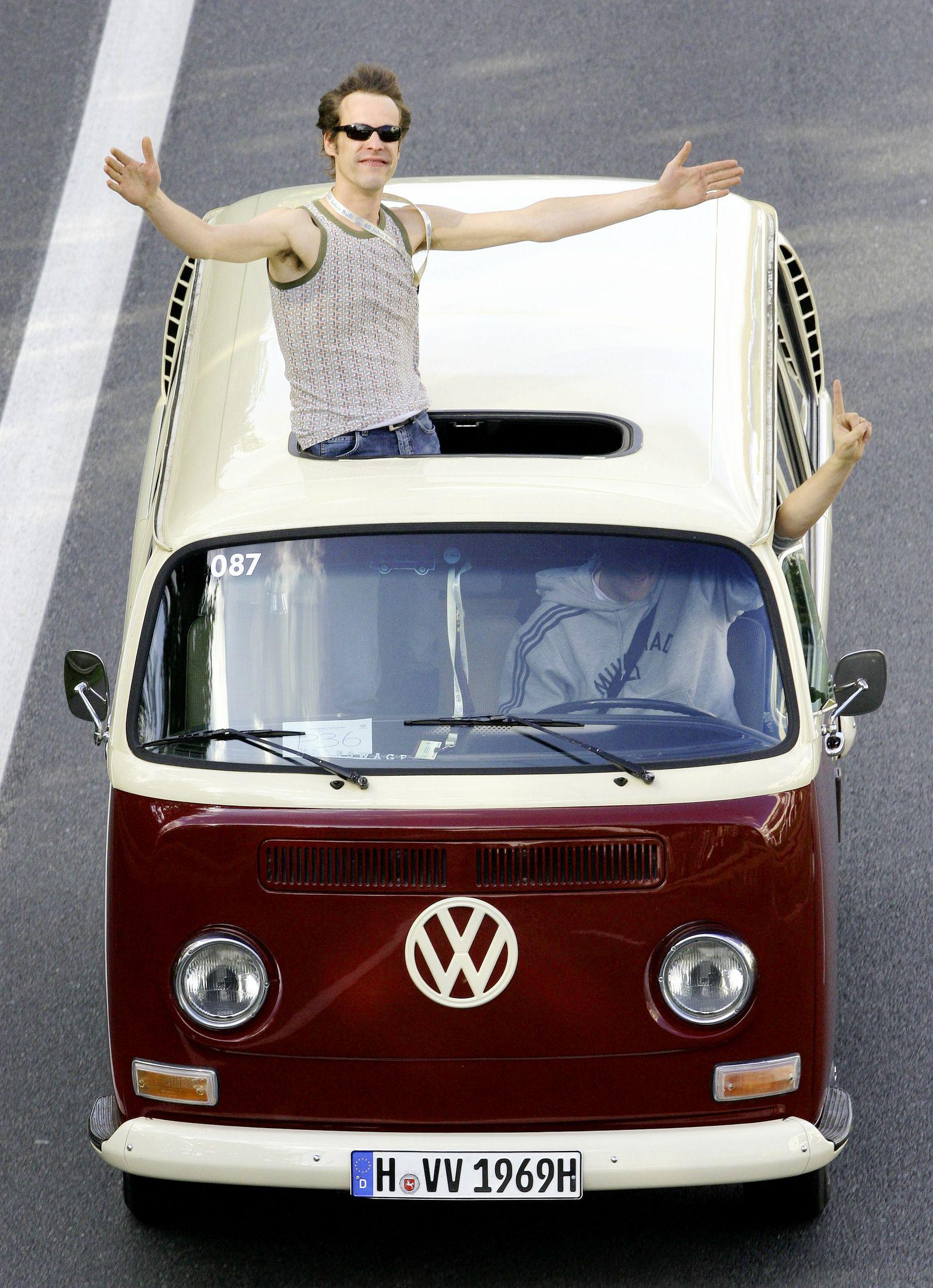 60 Jahre VW-Bulli