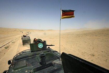 German soldiers in Afghanistan have come under increasing attack.