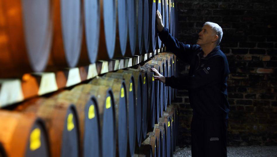 Symbolbild Whisky: 5000 Pfund eingesetzt, Wert von 40.000 Pfund erhalten
