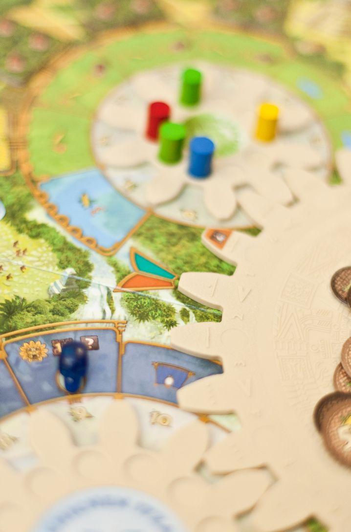 """""""Tzolk'in"""": Die Spieler müssen Aktionen optimal aufeinander abstimmen"""