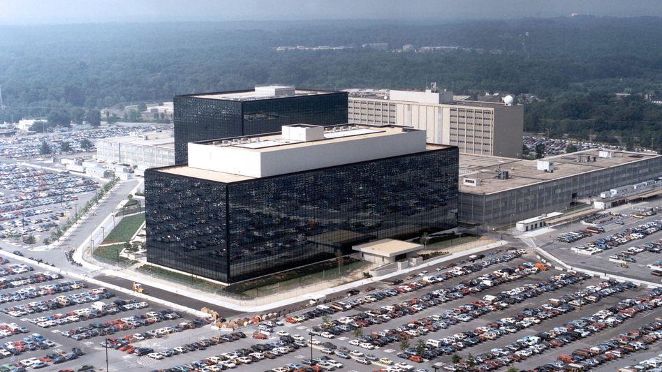 """NSA-Zentrale in Fort Meade: """"Orwellsches Ausmaß"""""""