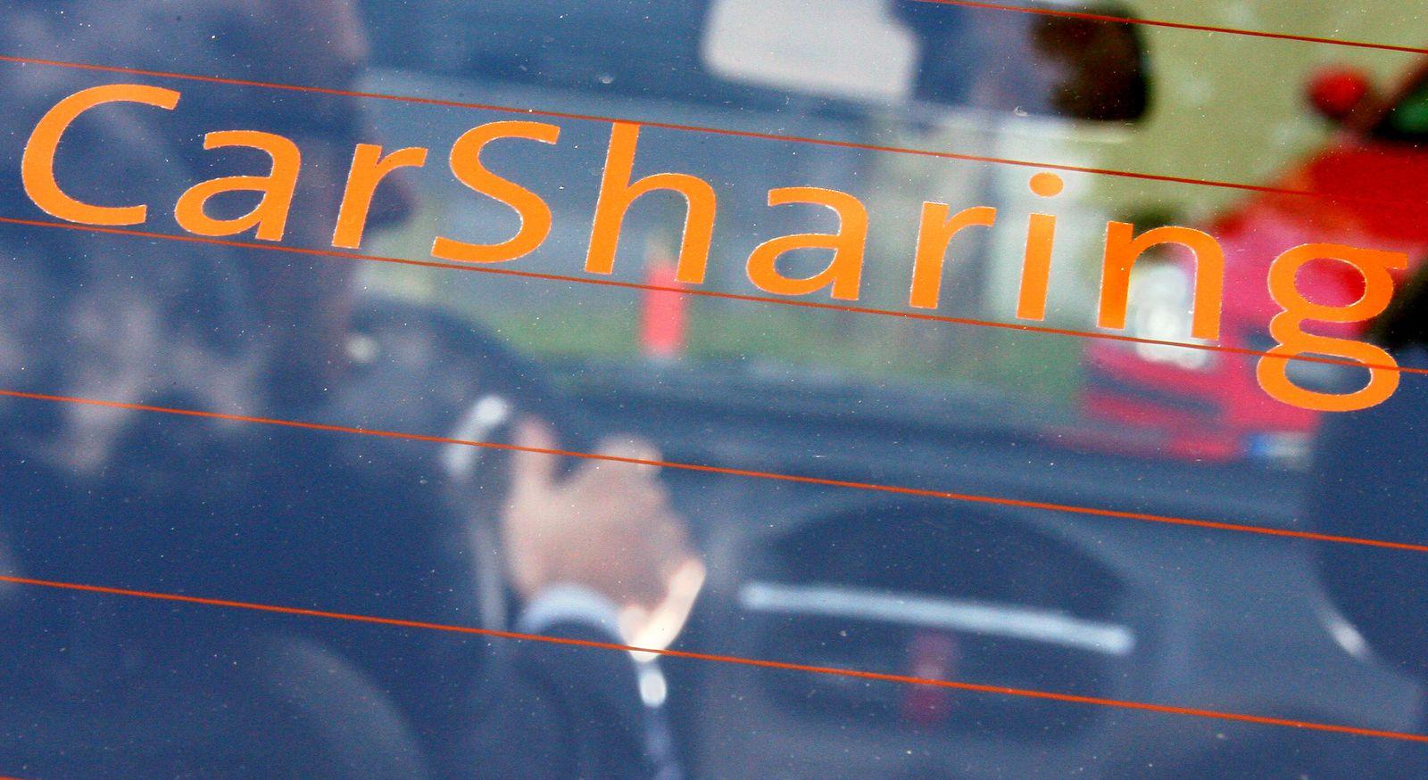 SYMBOLBILD Car Sharing
