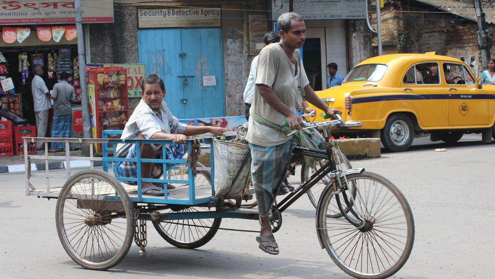 Fahrradverbot: Kalkutta hat ein Rad ab
