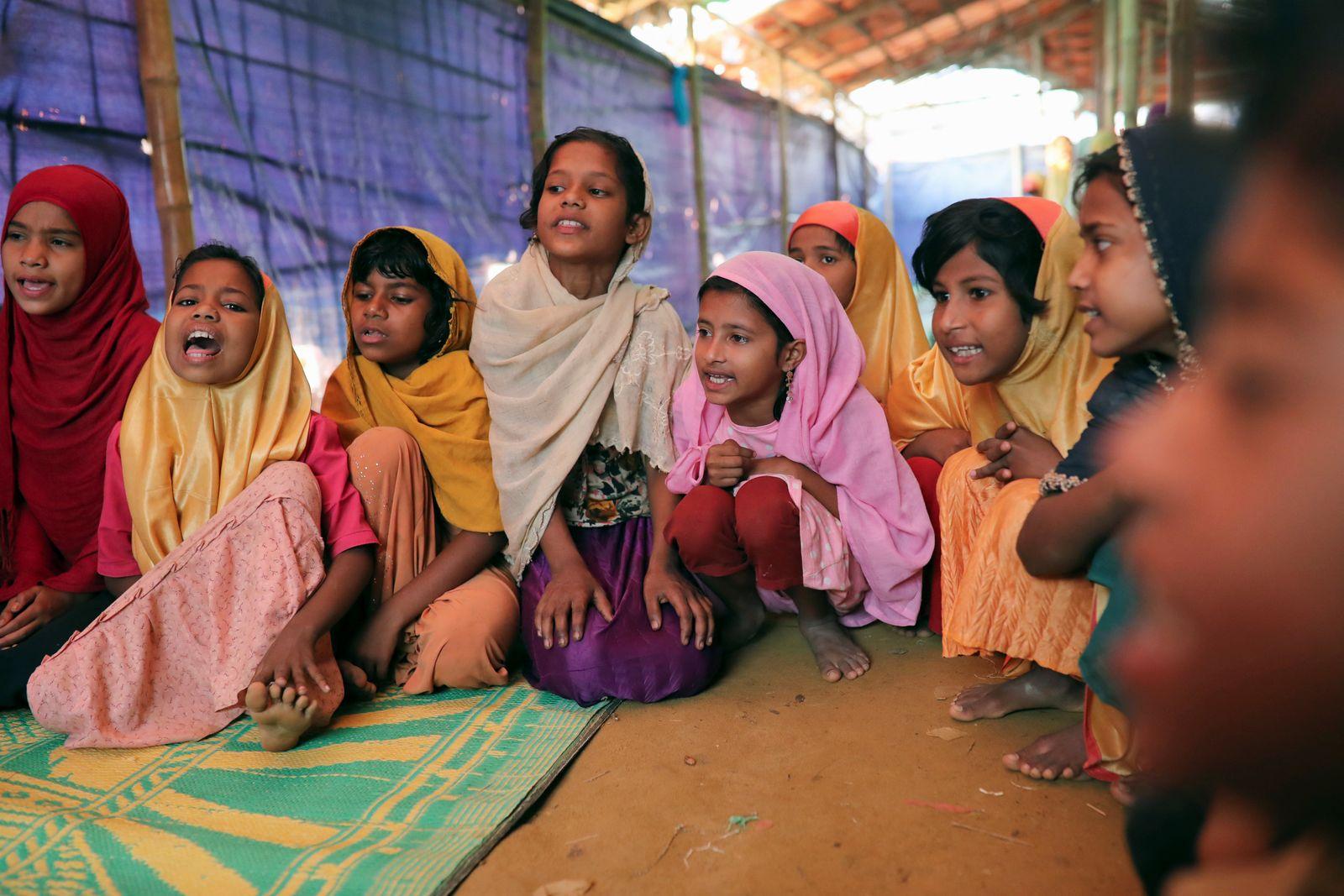 Kinder Bangladesch