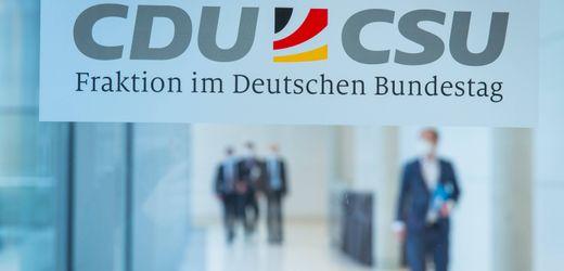 Unionsfraktion könnte in Kampfabstimmung über Bundestagsvizepräsident entscheiden