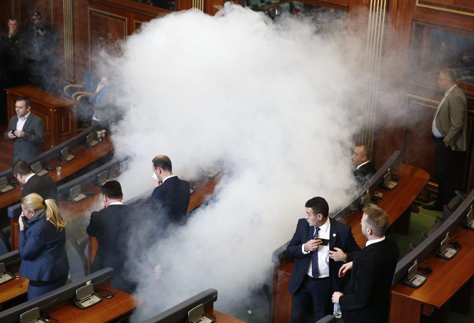 Kosovo / Parlament