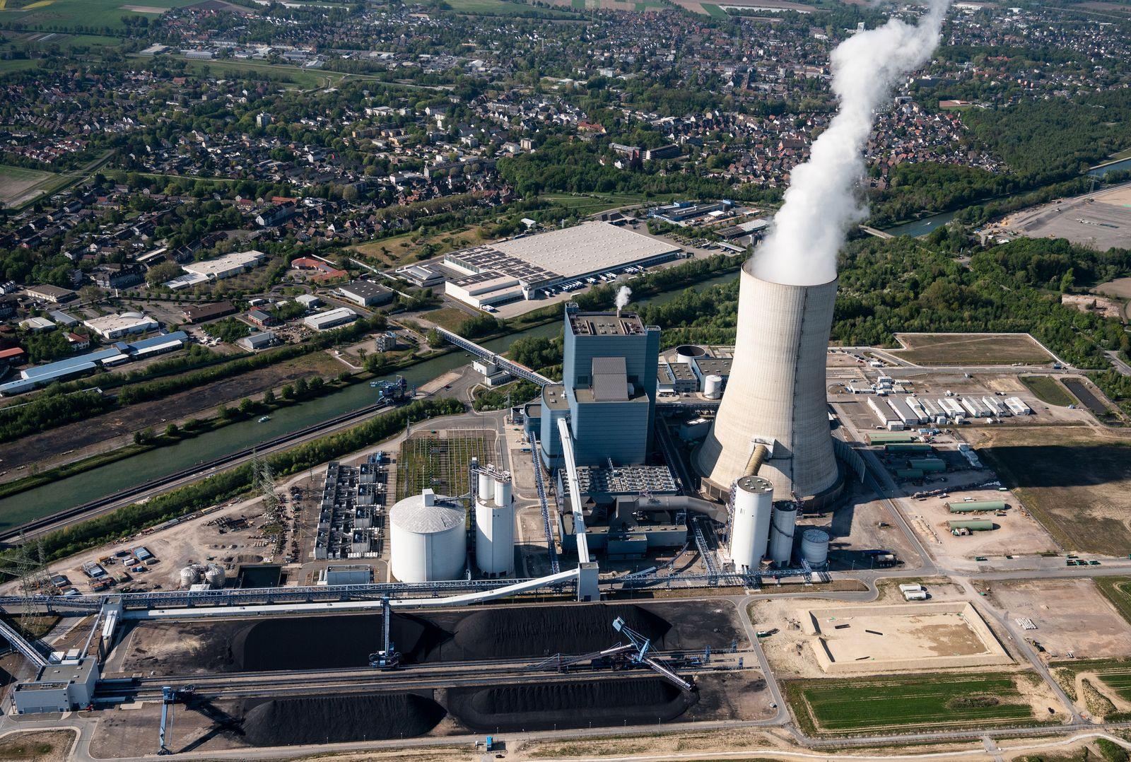 Uniper Kraftwerk Datteln