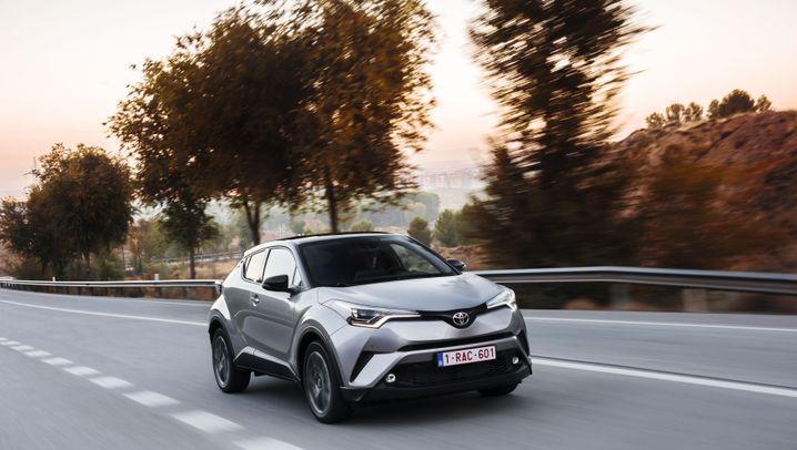 Autogramm Toyota C-HR: Hübsch? Hässlich? Hauptsache anders!