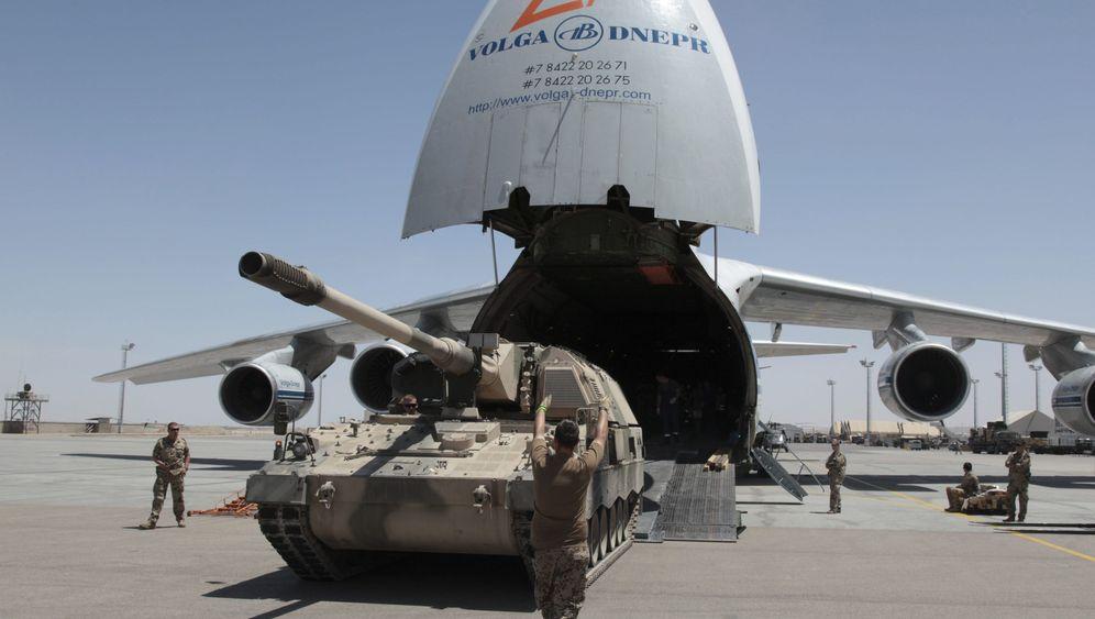 Bundeswehr: Rückzug aus Afghanistan