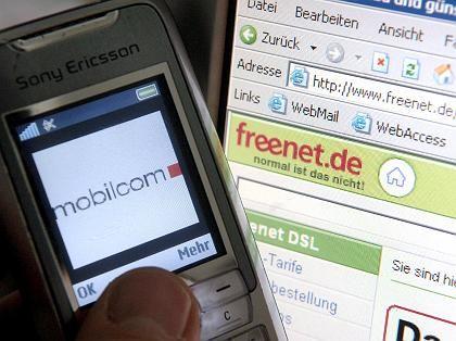 Fusionspartner Mobilcom, Freenet: Chancen auf Vollzug bessern sich