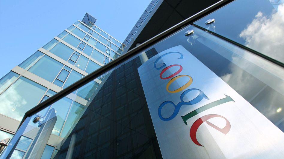 Google-Zentrale in Dublin: Gleiches Geld für gleiche Arbeit gilt hier nicht