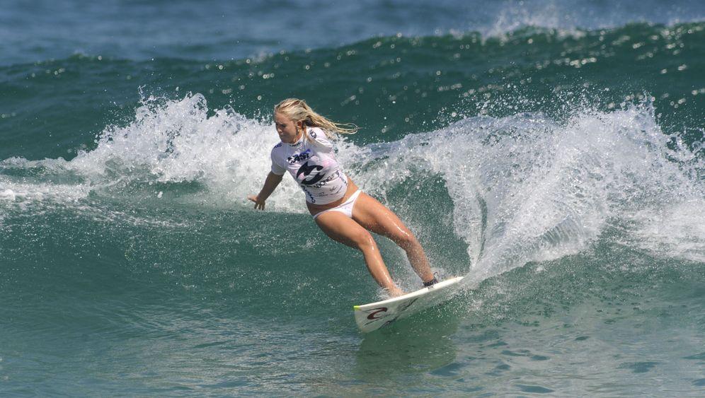 Wellenreiten: Wunder auf der Welle