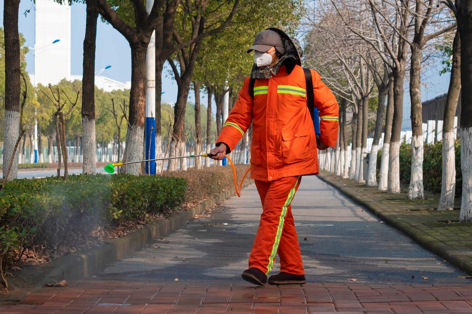 China Outbreak Global Quarantine