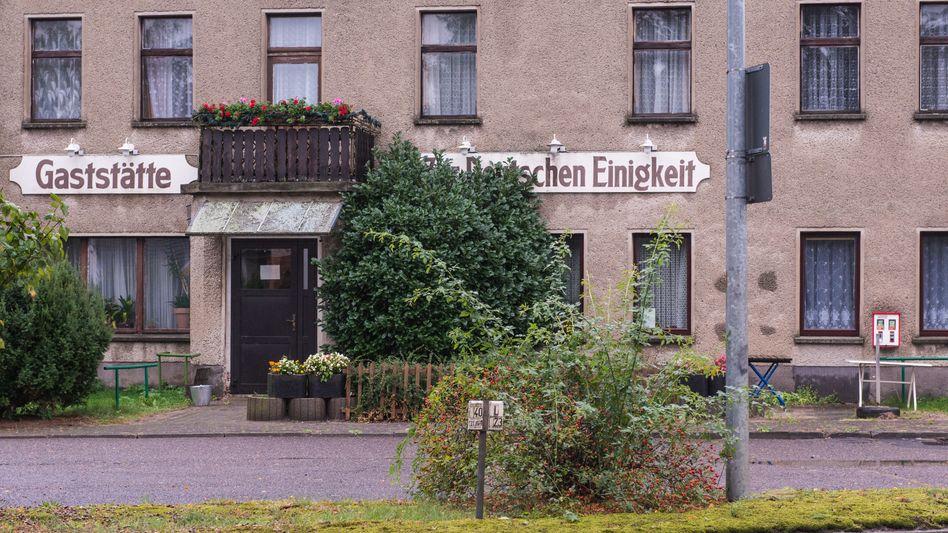Gaststätte Zur Deutschen Einigkeit in Rieplos
