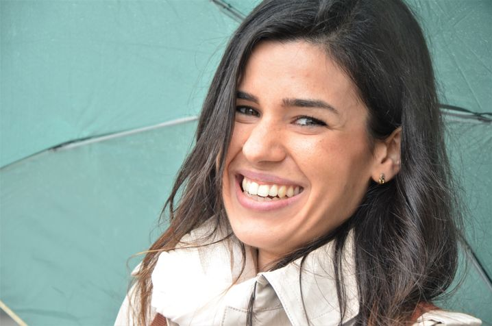 """Back in Madrid, Irene Sánchez says, """"I now have a happy moment every day."""""""