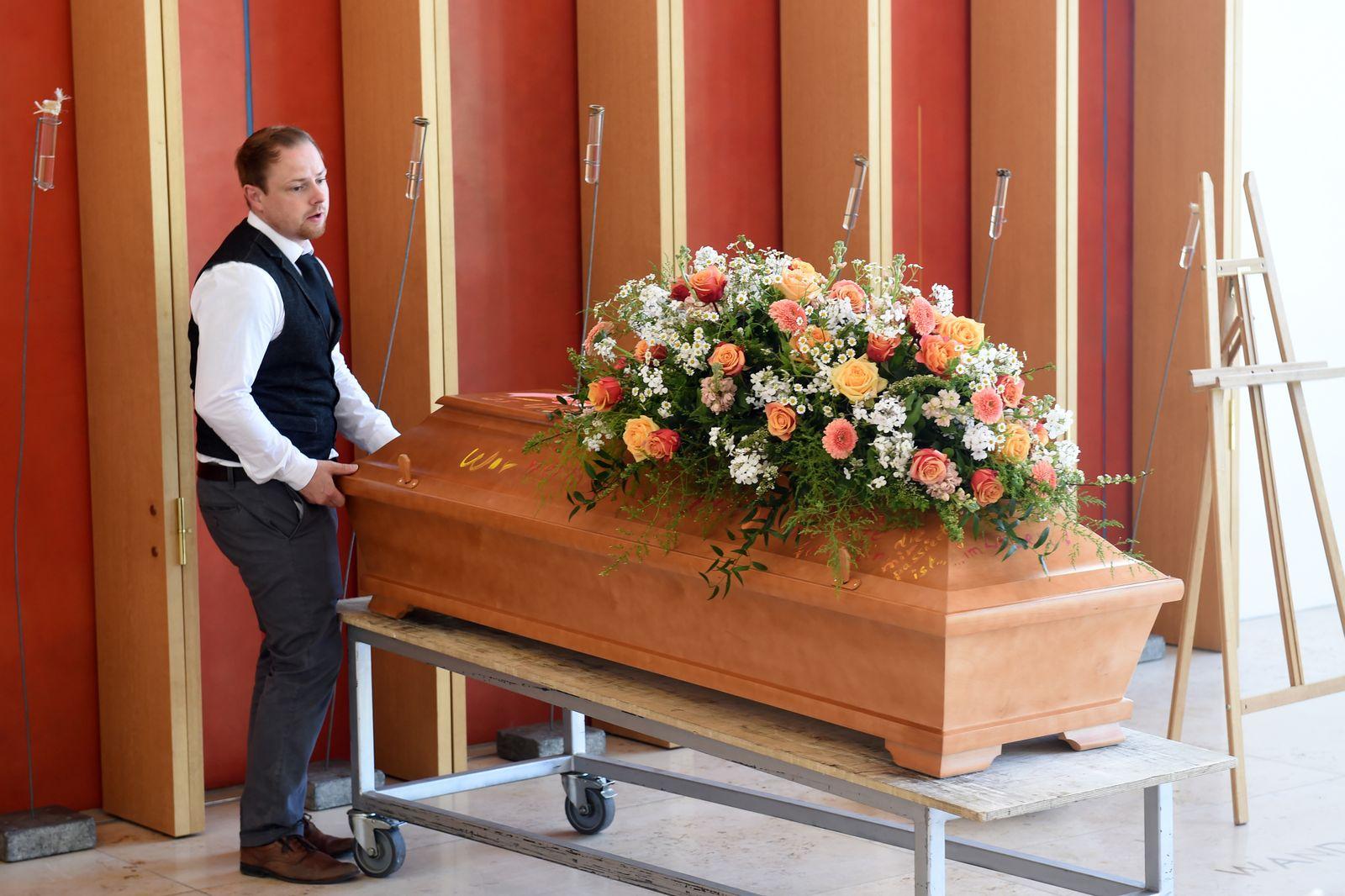 Corona erschwert Abschied von Toten