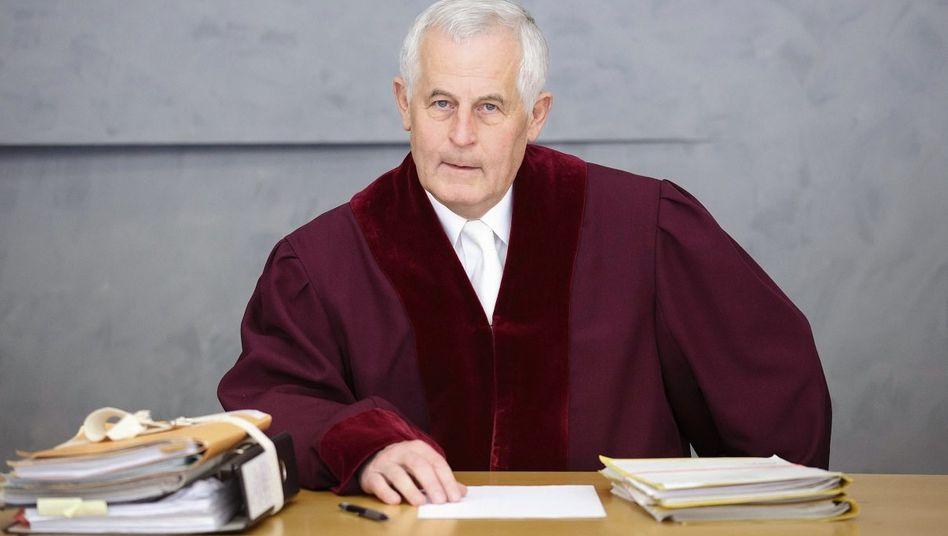 BGH-Präsident Tolksdorf: Teile und herrsche