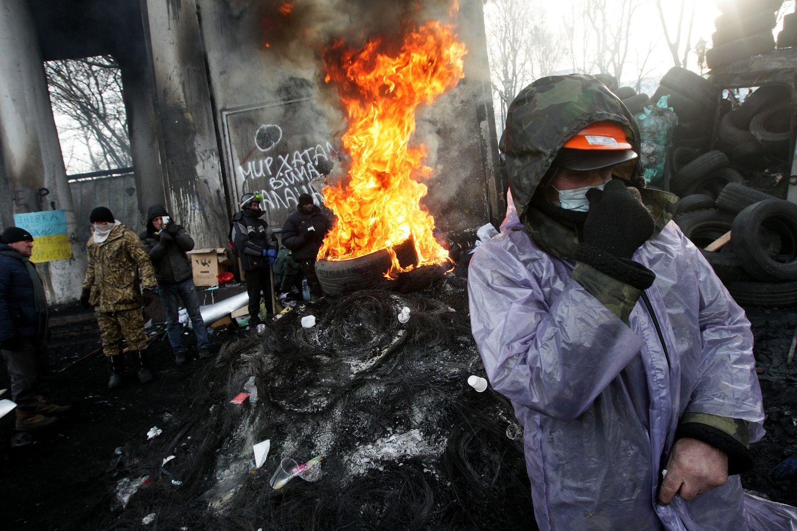 Ukraine / Proteste