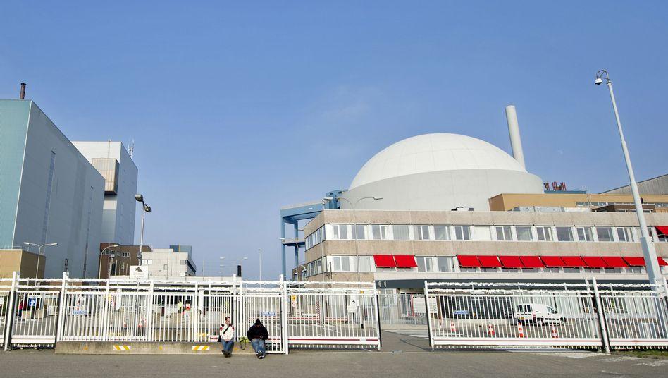 Atomkraftwerk Borssele (Archiv)