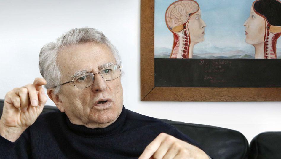 Hirnforscher Niels Birbaumer: Nach Datenskandal werden seine Forschungsgelder gesperrt