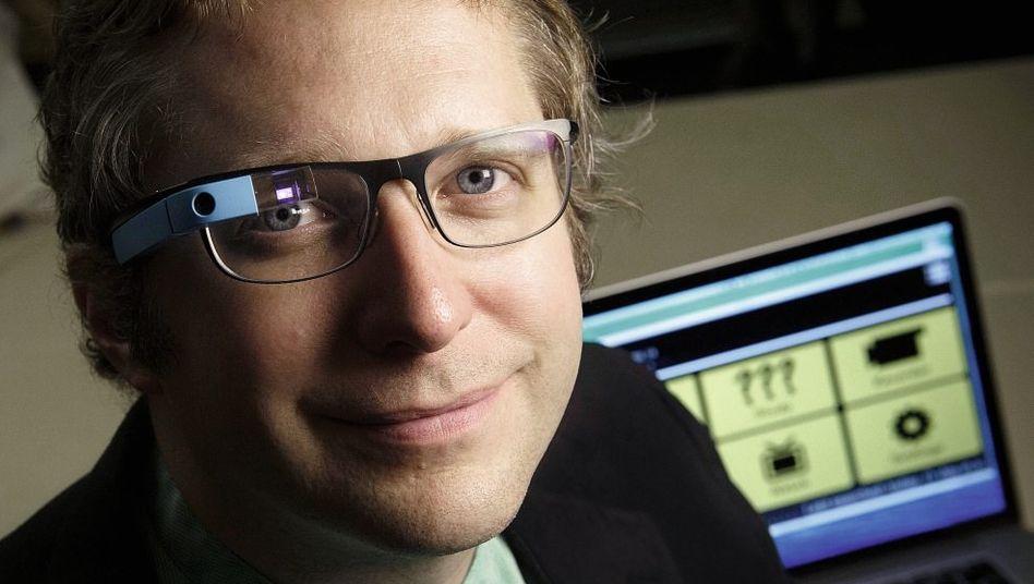 Google-Glass-Erfinder Starner