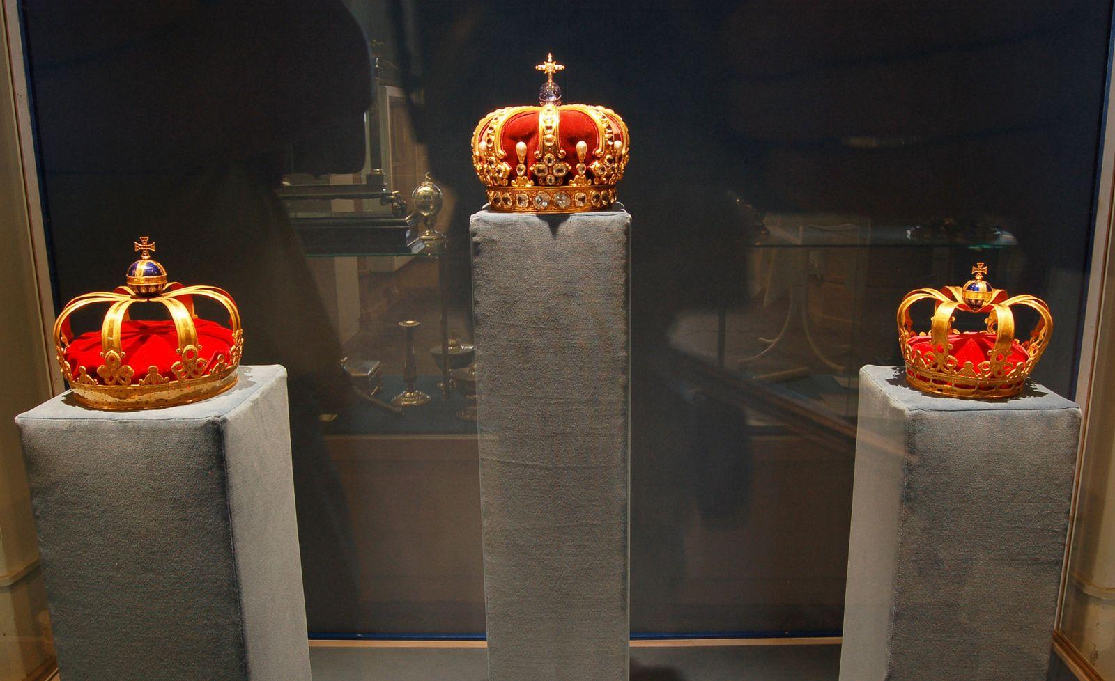 Ausstellung vereint erstmals alle preußischen Kronen