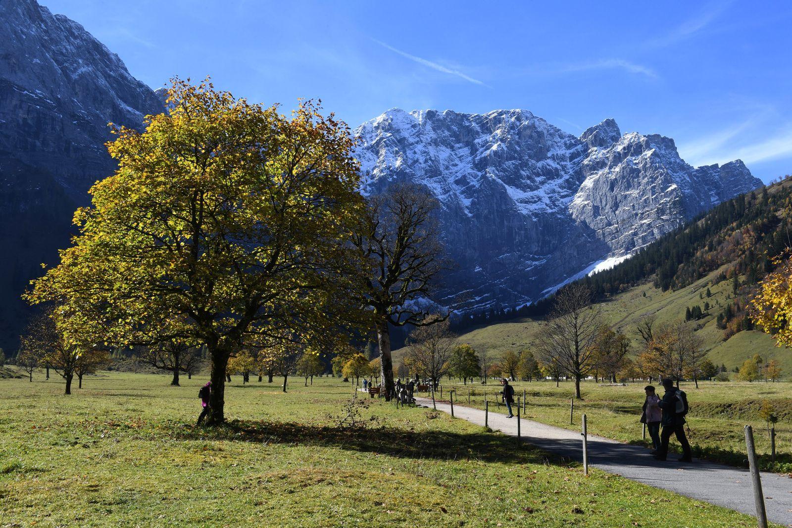 Auswirkungen der Reisewarnungen auf österreichische Touristenorte