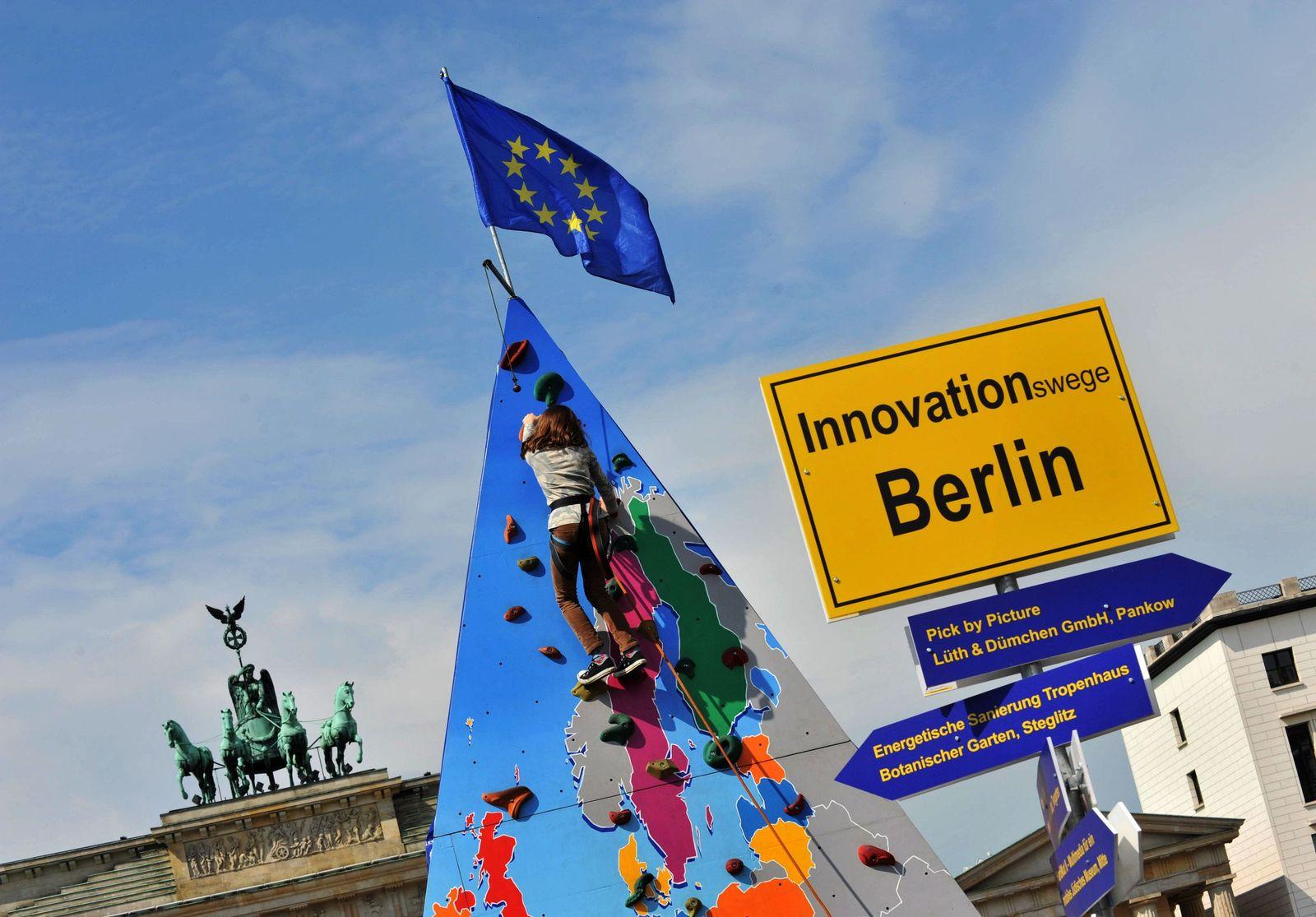 Europawoche in Berlin