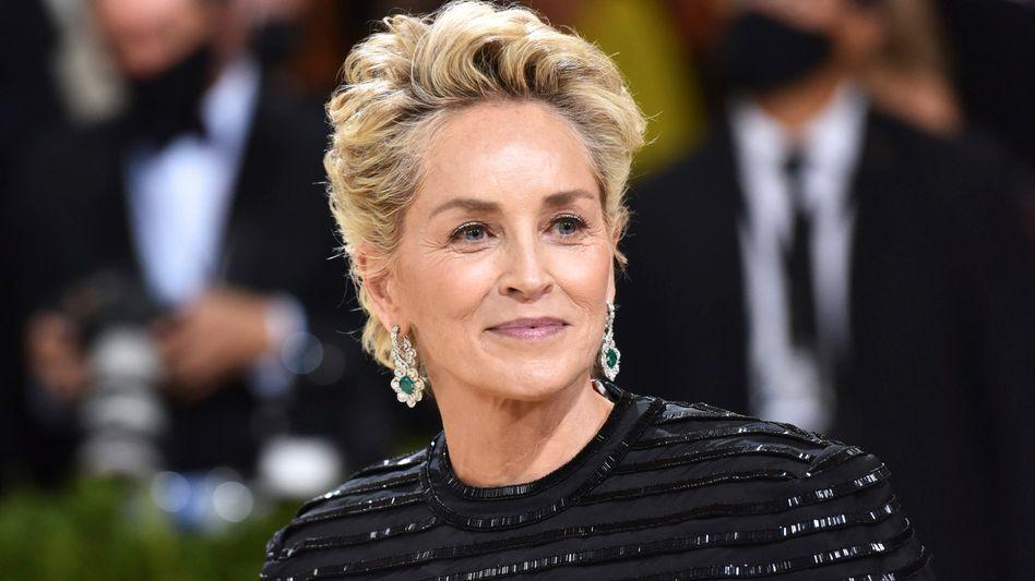 Sharon Stone im September in New York: »Die Möglichkeit, Organe zu spenden, hat unsere Familie gerettet«