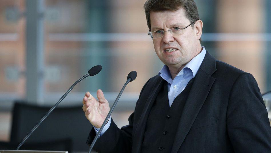 Ralf Stegner (SPD): Widerstand gegen Gabriels Wunschkandidaten