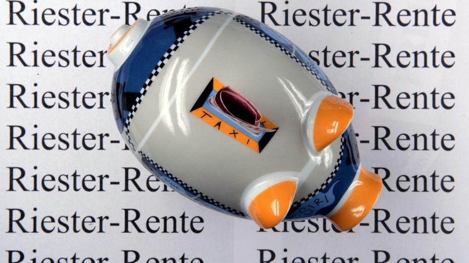 Riester-Rente: Entscheidungen im Einzelfall